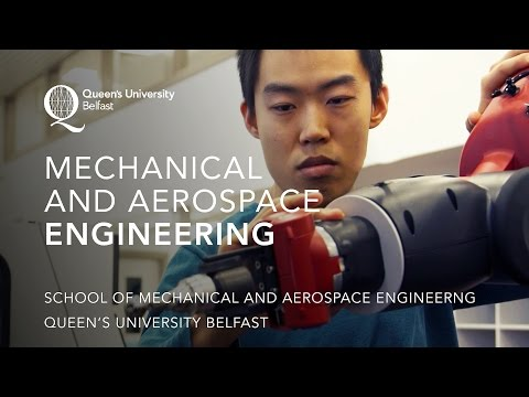 Mechanical and Aerospace Engineering