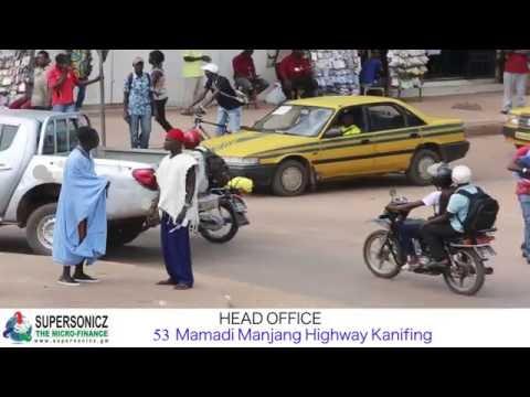 SUPERSONICZ GAMBIA ADVERT IN MANDINKA