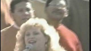 Watch Sandi Patty Rejoice video