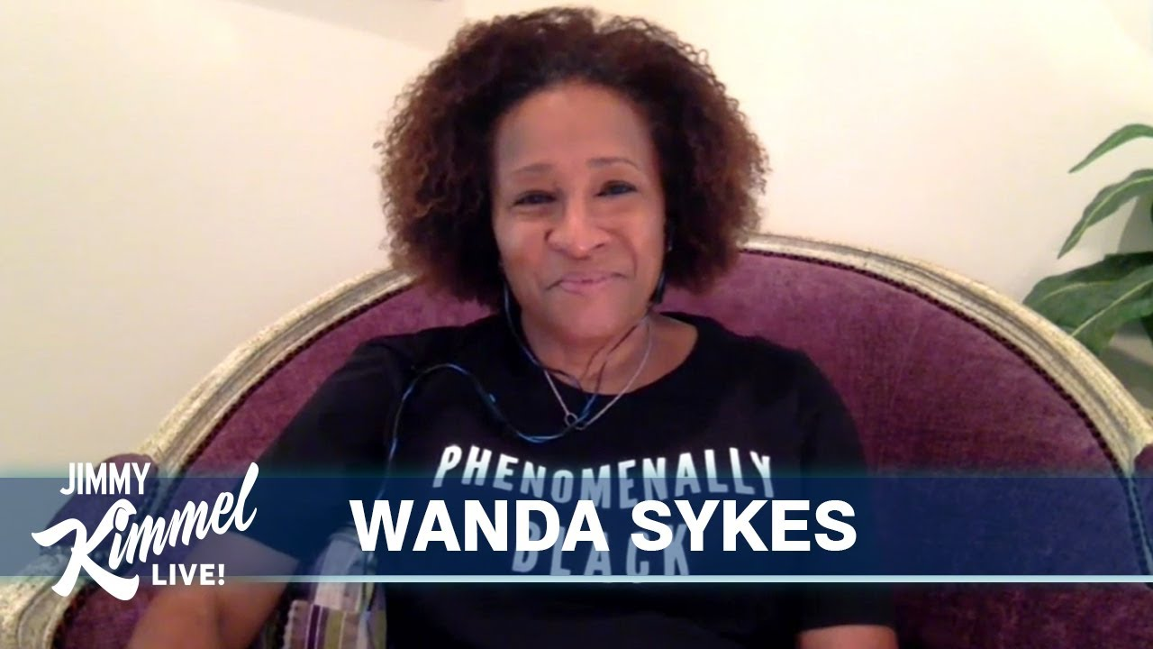 Wanda Sykes on Black Lives Matter, Quarantine with Her Twins & Twitter Feud with Scott Baio