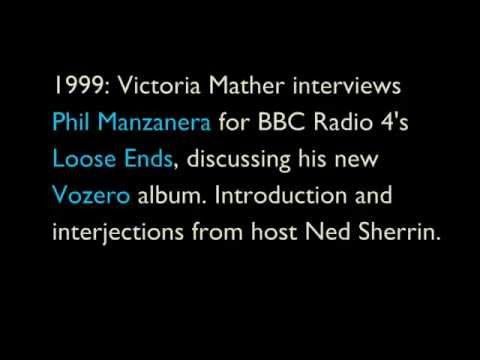 Phil Manzanera Interview 1999