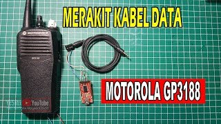 Download Video Merakit Kabel Data HT Motorola GP3188 MP3 3GP MP4