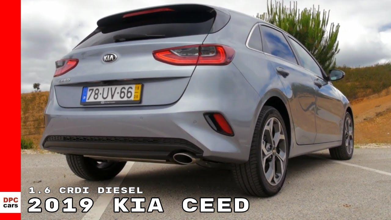 2019 kia ceed 1 6 crdi diesel