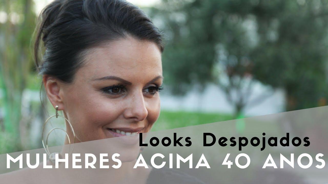 Looks despojados mulheres 40 youtube for Mobilia anos 40