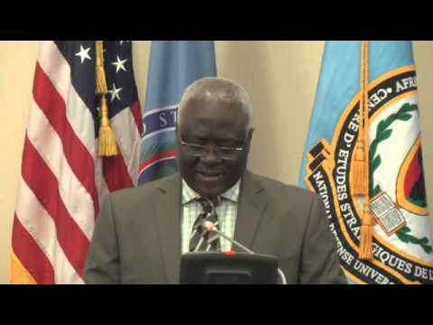 Enabling Robust Peace Operations in Africa - General (ret.) Martin Luther Agwai