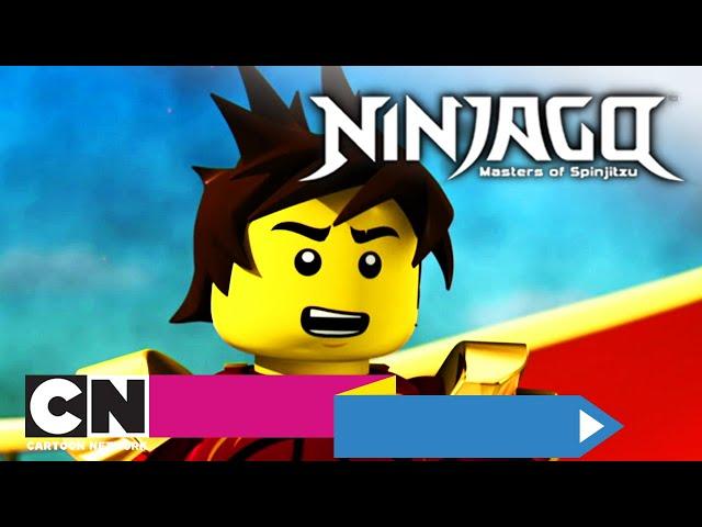 LEGO Ninjago | 12. De Opkomst van de Grote Verslinder (volledige aflevering) | Cartoon Network