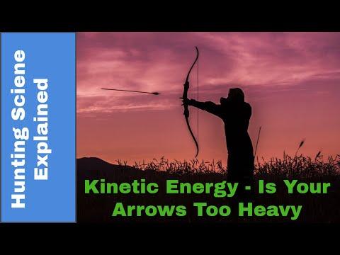 S1E1 Energy Basics of Compound Bows