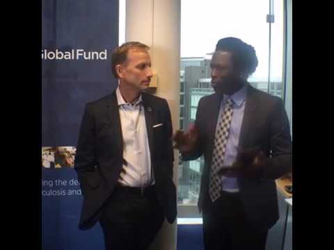 An Open Conversation with Mark Dybul of the Global Fund