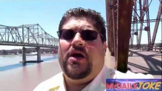 Morgan City, Louisiana Floodwatch 5-14-11.