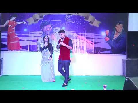 ICFAI DEHRADUN Fresher's 2017 Anchoring Video