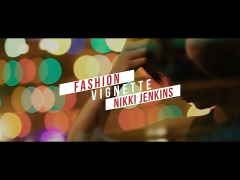 AT THE RINK WITH NIKKI JENKINS  FASHION VIGNETTE