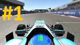 #1 Race4Speed F3 Series - Vuelta a Kyalami | 1:29.890