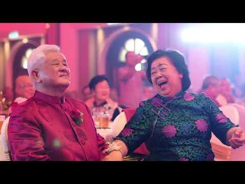Chong Hing Yu's 80th Birthday Celebration Fu Qin Performance On 15-4-2018