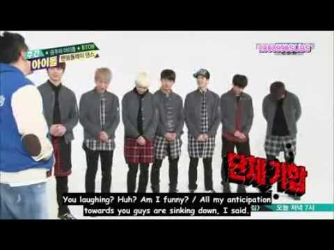 [ENG SUBS] 140226 BTOB Weekly Idol Full