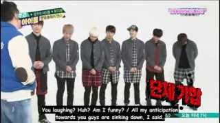 Video [ENG SUBS] 140226 BTOB Weekly Idol Full download MP3, 3GP, MP4, WEBM, AVI, FLV November 2017