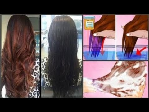 6 Steps How To Use Baking Soda To Remove Hair color - YouTube