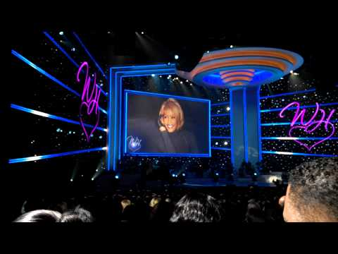 Halle Berry Honors Whitney Houston