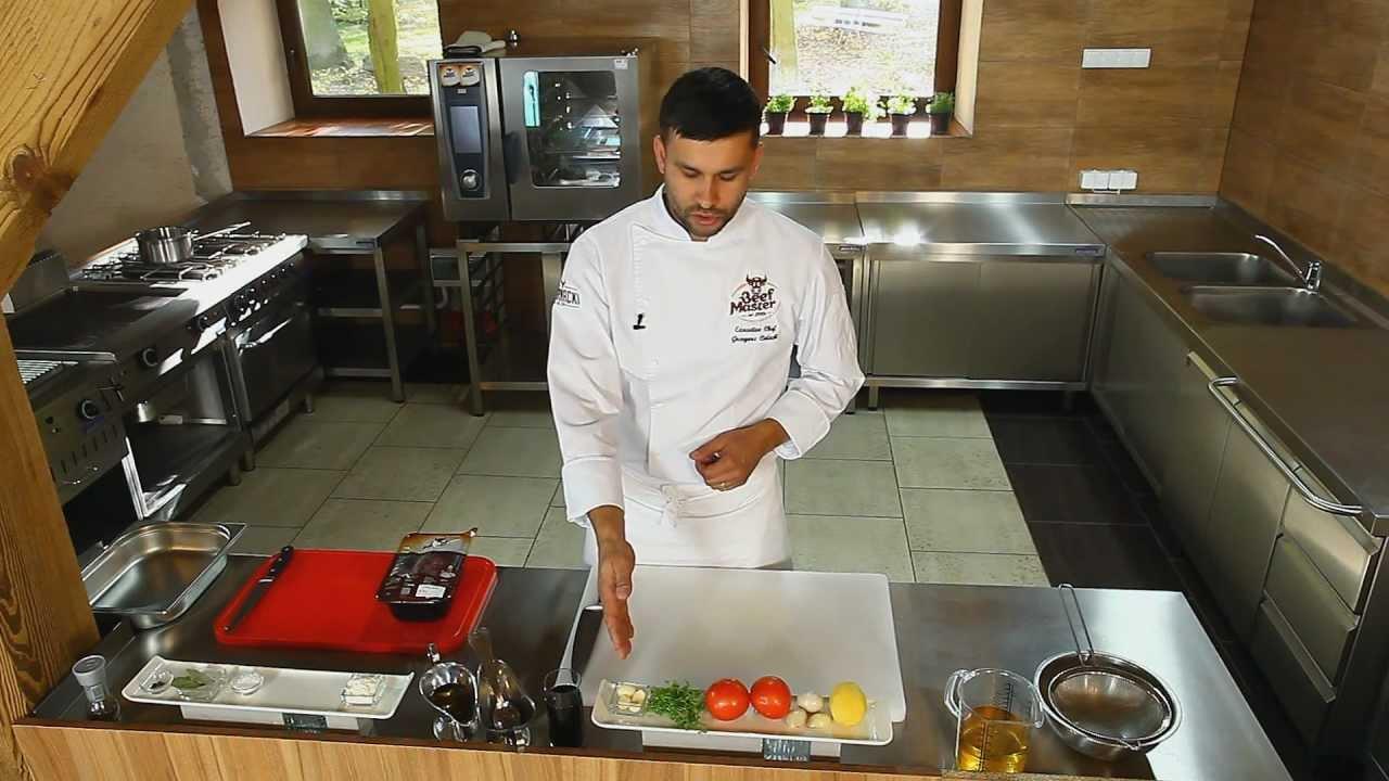 Zdrowa Kuchnia Beef Master Gulasz Wołowy Aromatyzowany Tymiankiem