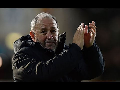 Official TUFC TV | Gary Johnson On Victory Over St Albans 13/11/18