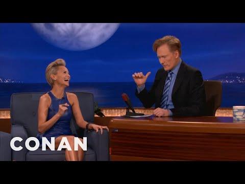Kristin Chenoweth & Conan Sing Puccini