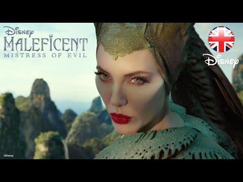 Maleficent: Mistress of Evil  2019 New Trailer   Disney UK