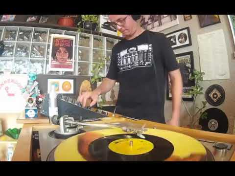 Benito Turntable - Dj Set @Spinny Grooves (45RPM ONLY)