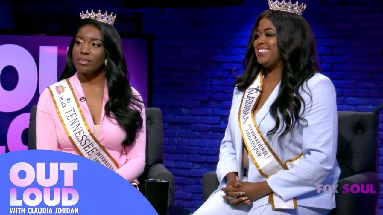 The Plight Of Black Beauty Queens & The Importance Of Inner-Beauty - Out Loud With Claudia Jorda