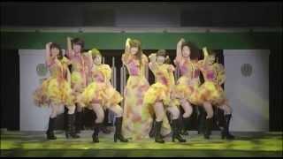 Berryz工房コンサートツアー2010秋冬 ~ベリ高フェス!~ より.
