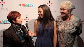 Interview with DINAH CHRISTIE & LUBA GOY at CITF