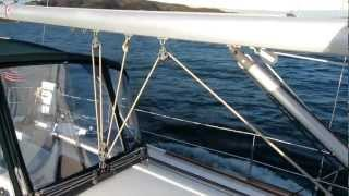 Sailing the Bay on a Beneteau Oceanis 37