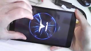 CarPC Tesla Neon 8.0 часть 1