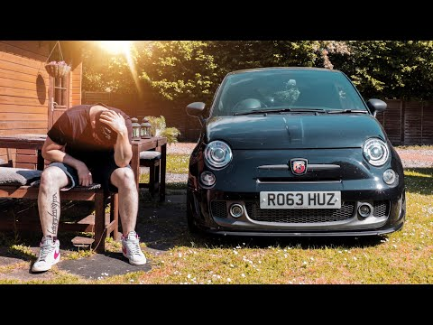 THIS MADE ME HATE MY ABARTH 595 COMPETIZIONE!! *250 BHP Power Loss*