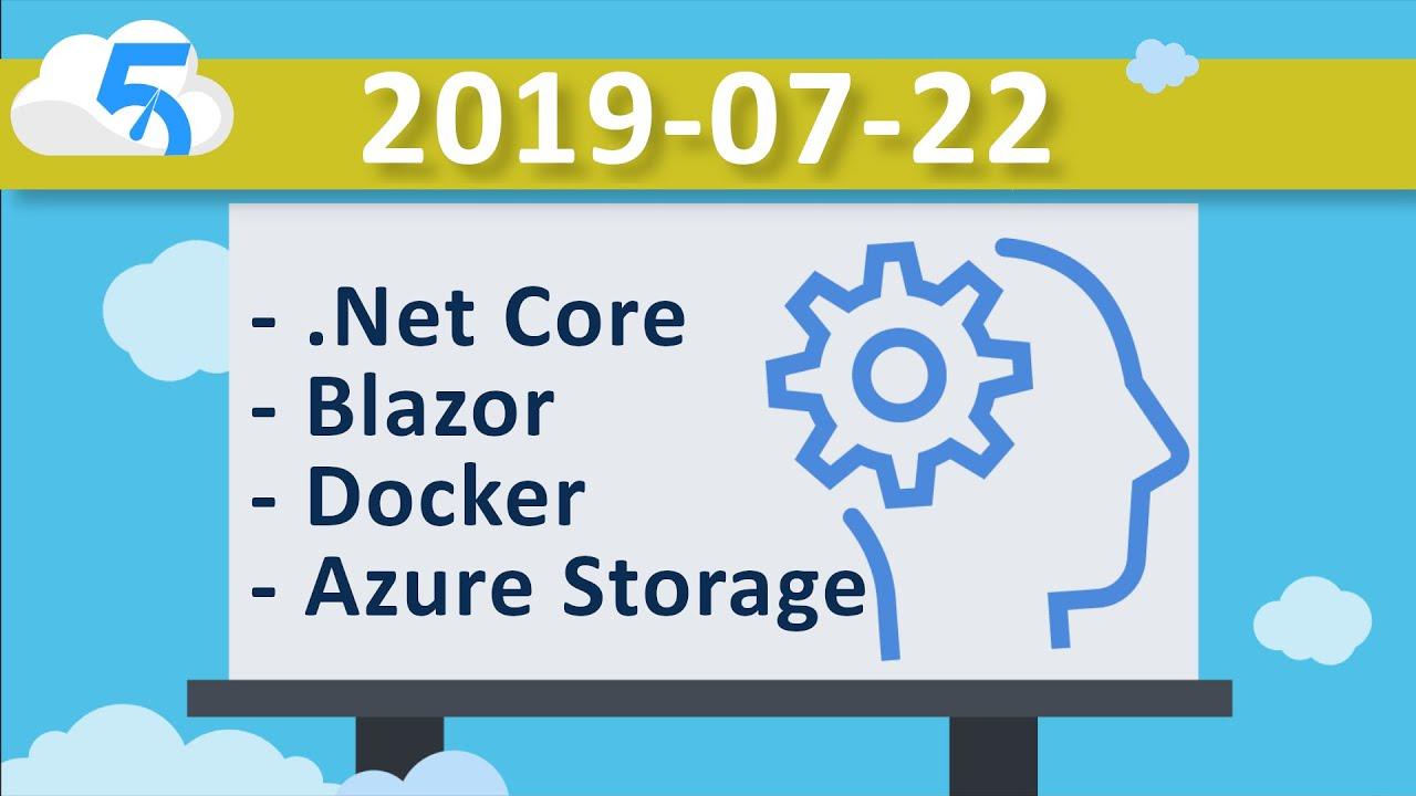 SDK im Container: Eine Blazor-App mit .NET für Linux erstellen