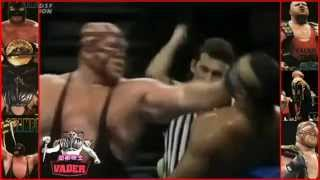 Big Van Vader Tribute: Hammer of Destruction
