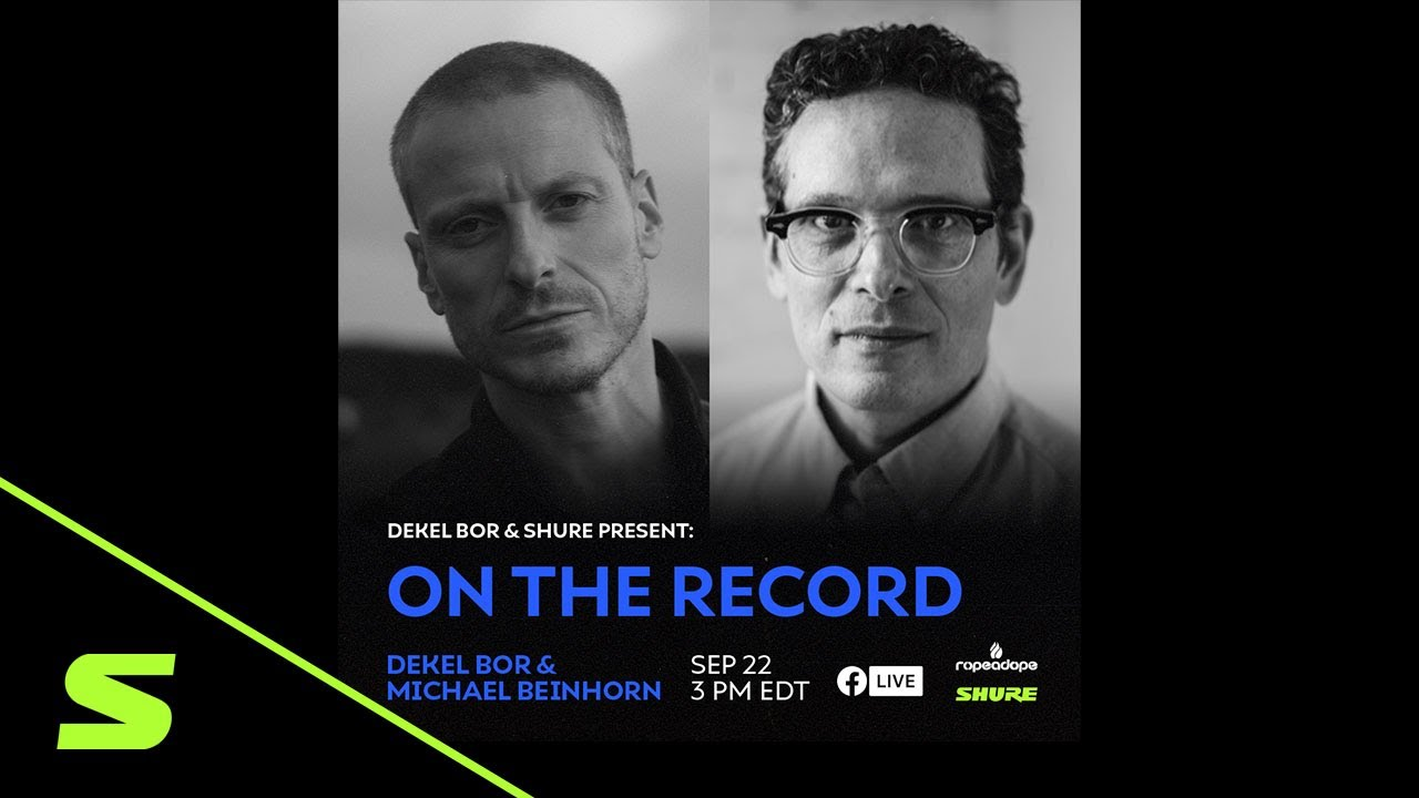 On The Record Ep 2 | Michael Beinhorn