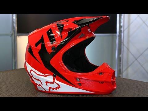 Fox V1 Race Helmet | Motorcycle Superstore