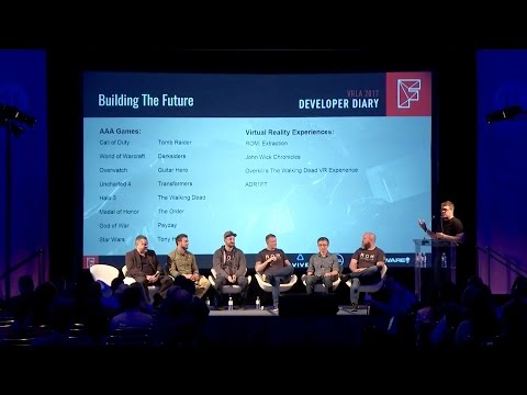 VR Game Development: Developer Diary, Presented by First Contact, HTC, and Dell