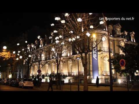 Lumières de Paris - Champs des Champs-Elysées - Avenue Montaigne