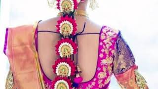 SOUTH INDIAN WEDDINGS HAIR STYLES