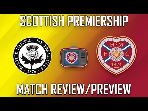Partick Thistle 2-0 Hearts Match Review | Ross County Preview | Can Hearts Return to Winning Ways?