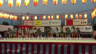 2016/8/6 東大宮サマーフェスティバル.