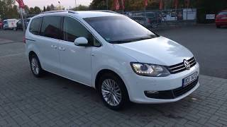 Andy-auta, Volkswagen Sharan 2.0 TDi 130 kW - č 17913