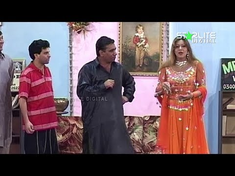 Nazim Mangay Teddy New Pakistani Stage Drama Full Comedy Funny Play
