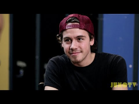 Munro Chambers of Degrassi Interview (2013) Presented by JUNO TV's 'Q/A'