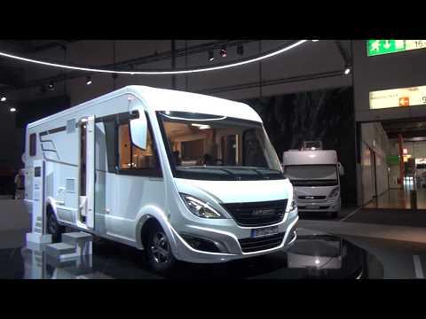 Hymer B704SL motorhome review