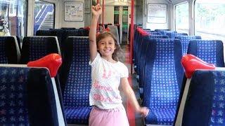 مافي أحد في القطار إلا احنا!