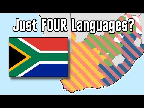 How South Africa Almost Had Only Four Official Languages (feat. Phrenomythic)