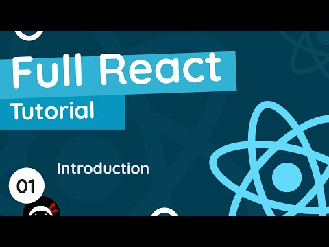 Full React Tutorial #1 - Introduction