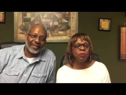 Testimonial from Ray Marshall & Gwen Zellars