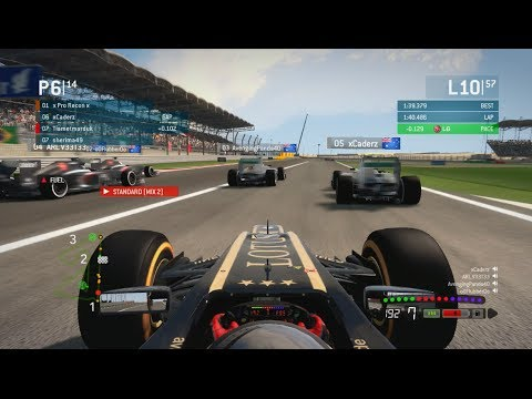 F1 Online The Game First Trailer HD